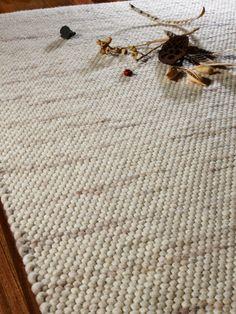 Handwebteppich Alaska von Tisca