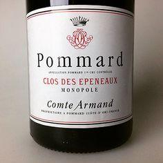 2012 Comte Armand Pommard 1er Cru Clos des Epeneaux MAGNUMS #burgundy #france #pommard #epeneaux