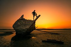 Ahoi by Dominic Kummer on Surf, Photographs And Memories, Donegal, People Photography, Fields, Ireland, Irish, Boat, Culture