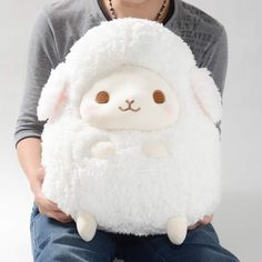 Wooly Baby Sheep Plush Collection (Big) 1