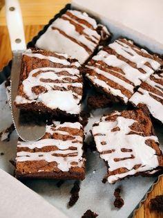 Brownie de batata doce   Tortas e bolos > Brownie   Receitas Gshow