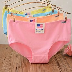 2016 Summer Sexy Women's Cotton Underwears Women's Briefs Ladies Panties Breathable Underpants Girls Knickers for Female M XL #>=#>=#>=#>=#> Click on the pin to check out discount price, color, size, shipping, etc. Save and like it!