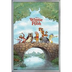 Winnie the Pooh - I saw it, of course. You're never too old for Winnie the Pooh. Disney Films, Disney Love, Disney Pixar, Walt Disney, Disneyland Movies, Disney Animation, Disney Winnie The Pooh, Eeyore, Tigger
