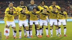 Colombia team