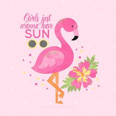 Tropical flower art products ideas for 2019 Flamingo Party, Flamingo Birthday, Flamingo Pictures, Hawaian Party, Guter Rat, Flamingo Wallpaper, Summer Clipart, My Spirit Animal, Tropical Flowers