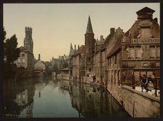 Brugge - Bruges - Rozenhoedkaai (B) Foto's van vroeger / Vielles photos - Page 3 - SkyscraperCity