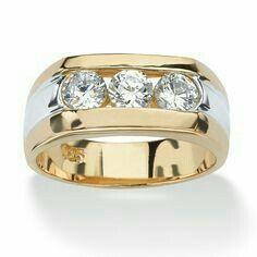 Mens Gold Rings, Rings For Men, Mens Diamond Wedding Bands, Nautical Jewelry, Three Stone Rings, Fine Jewelry, Men's Jewelry, Beach Jewelry, Fashion Rings