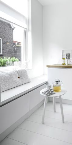 Via NordicDays.nl | Nu interieur ontwerp | White | HAY Bella