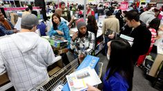 Raymond Arjmand   Holiday shopping   Image source: http://dfw.cbslocal.com/2014/12/22/sales-for-holiday-shopping-season-come-down-to-the-wire/