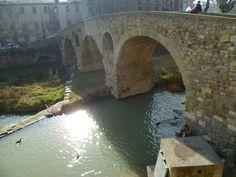 Publicamos el Pont de Queralt- Puente del Queralt en Vic.