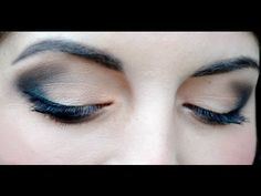 How To: Sophisticated Eye Makeup! With the Urban decay Palette ;D Just lovely <3