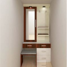 ✨Dressing unit design ✨ We custom-build your interiors basis your space & design choice🤗 Hassle-Free Experience Wardrobe Door Designs, Wardrobe Design Bedroom, Bedroom Bed Design, Bedroom Furniture Design, Home Decor Furniture, Kitchen Furniture, Corner Dressing Table, Dressing Table Storage, Bedroom Dressing Table