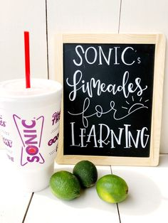 SONIC is donating over 1 million to teachers through their Donor's Choose donation match through the month of May. SONIC is also keeping Teacher Appreciation going all month with the offer for a free Route 44® Drink or Slush with purchase using code TEACHERS when you use Order Ahead in the SONIC app through May 31!