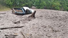 A MyNews contributor captured the damage caused by a mudslide that rolled through a property at Shuswap Lake in Sunnybrae, B. on Saturday. Photo Galleries, Canada, Eyes, Interior, Design Interiors, Interiors