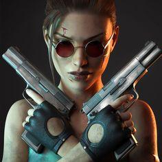 Lara Croft Tomb Raider Classic