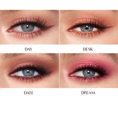 Shop Instant Eye Palette in Pillow Talk, a dreamy pink eyeshadow palette featuring 12 magical shades. Discover more pigmented eyeshadow palettes online. Pink Eyeshadow Palette, Eye Palette, Eye Makeup Brushes, Airbrush Makeup, Brown Eyeliner, Pencil Eyeliner, Pink Matte Lipstick, Classic Eyeliner, Magical Makeup
