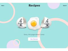 404 page - DailyUI designed by Veronika Lkv for lanars. Connect with them on Dribbble; Page Design, Ui Design, Empty State, Swipe File, Error Page, 404 Page, Web Design Inspiration, Psd Templates, Presentation