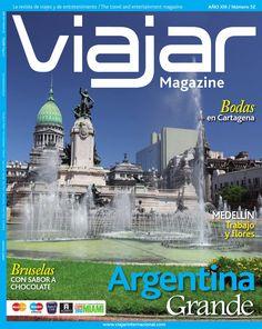 VIAJAR ARGENTINA  La revista de viajes y entretenimiento