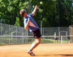 Exercising Agility for Tennis