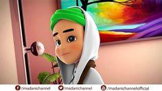Islamic Educational Cartoons Storeis For Kids-Milad Un Nabi PBUH-Ghulam Rasool Ke Madani Phool-Urdu Cartoons