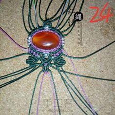 红绳情原创设计一叶知秋 第26步