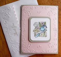 Sand and Pink by DCinkit - Cards and Paper Crafts at Splitcoaststampers