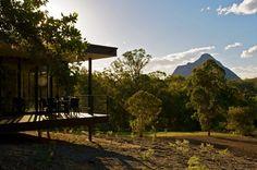 Glass on Glasshouse - Sunshine Coast Accommodation, QLD | View Retreats #wilderness #retreat