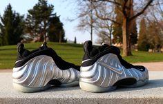 """Nike Air Foamposite Pro """"Silver Surfer"""""""