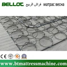 Bonnell spring,mattress spring,mattress bonnell spring,furniture mattress bonnell spring supplier and manufacturer. Mattress Springs, The Unit