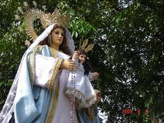 Our Lady of the Holy Rosary | August 9, 2009 Saint Philomena… | Flickr