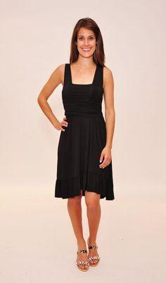 Nanette Lepore Oonagh Dennis Dress in Black