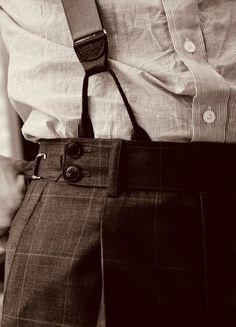 Suspenders Gentleman's Essentials Mode Masculine, Fashion Moda, Men's Fashion, Classic Men, Gilbert Blythe, Ex Machina, Inspiration Mode, Looks Cool, Dapper