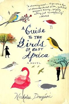 Book Cover Designs A Guide to the Birds of East Africa by Nicholas Drayson. Illustrated and designed by Christopher Silas Neal Buch Design, East Africa, Little Books, Grafik Design, Book Cover Design, Bird Art, Typography Design, Cover Art, Hand Lettering