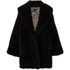 Pre-owned Jean Paul Gaultier Vintage faux fur coat