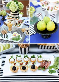 Host a Champagne and Cheese Party! | A great idea for your next party. #youresopretty