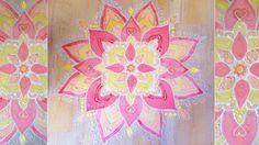 Easy DIY Paint from Rice for Rangoli, Mandalas, Artworks | Diwali Special