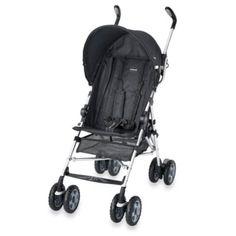 Chicco® Ct 0.6™/Capri™ Stroller in Black - buybuyBaby.com