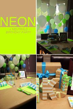 Neon Party Invitation Ideas   wedding hairdos wedding invitation cherry blossom weddingscakes sample ...