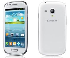 Samsung unveiled the intriguing information about the new development - III Galaxy S Mini.