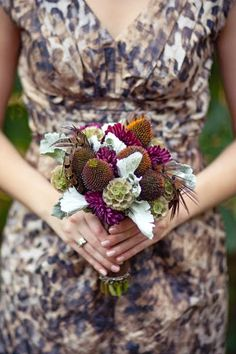 Fancied Fall Floral