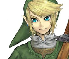 "Link - ""This is a handsome & pretty face. I want to kiss him."" Ricardo ♥"
