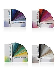 PANTONE WEDDING™ 2014 Guides (4 Pack): The Dessy Group
