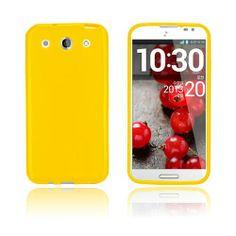 Standard (Geel) LG Optimus G Pro Hoesje