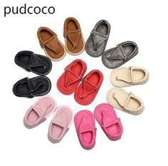 >> Click to Buy << Cute Kids Baby Boy Girls Sandals Summer Soft Sole Anti-slip Floral Beach Flat Shoes Toddler shoes Black Red  #Affiliate