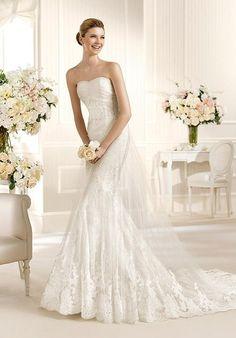 LA SPOSA Denia Wedding Dress - The Knot $349.99 LA SPOSA