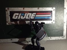 "G.I. Joe Pursuit of Cobra ""Cobra Shock Trooper"""