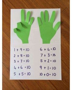 Fun! Fun! Fun! Does anyone use a similar activity for teaching single digit operations?