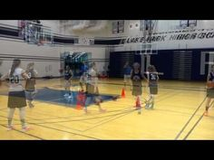 LP Girls Basketball- Ball Handling - YouTube