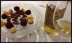 El Alma del Vino.: Vino y Gastronomía : Cru Lamouroux Le Moelleux 2006 y Cremoso de Chocolate de Ramón Piñeiro.