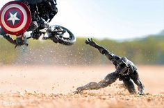 Japanese photographer Hot.kenobi plays with his action toys and uses photography to tell their entertaining stories.
